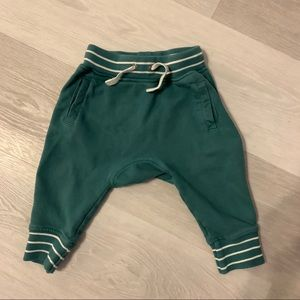 {Hanna Andersson} jogger sweatpants, 12-18 months